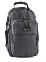 Rugzak Tutor + Pc 15'' Eastpak Zwart authentic K955