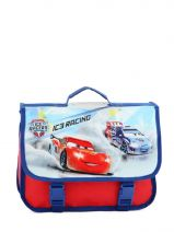 Cartable 1 Compartiment Cars Multicolore ic3 rally 20516RAC