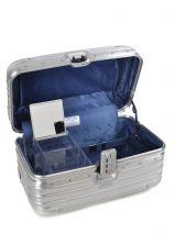 Beauty Case Rimowa Argent topas 92338000-vue-porte
