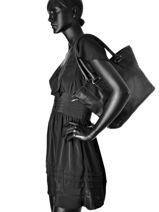 Sac Shopping Sturdy Romance Cuir Cowboysbag Noir sturdy romance 1513-vue-porte