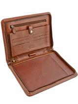 Porte-documents Katana Marron authentic 6894-vue-porte