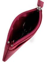 Porte-monnaie Cuir Petit prix cuir Rouge supreme 0FA207-vue-porte
