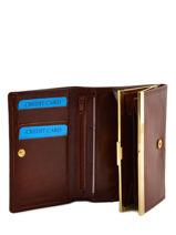 Porte-monnaie Cuir Spirit Marron medium 6633-vue-porte