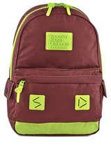 Sac à Dos 1 Compartiment Superdry Marron backpack U91MD000