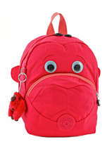 Sac à Dos Mini Kipling Rose back to school 8568