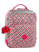 Sac à Dos 1 Compartiment Kipling Rose basic 14853