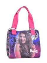 Handtas Chica vampiro Violet black pink 699TMF
