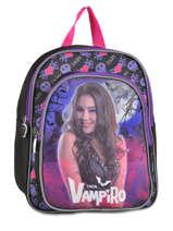 Sac à Dos Chica vampiro Violet black pink 90656TMF