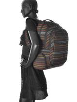 Sac à Dos Dakine Multicolore girl packs 1000-749-vue-porte
