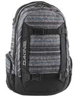 Sac à Dos 1 Compartiment + Pc 15'' Dakine Gris snowpacks 1000-761