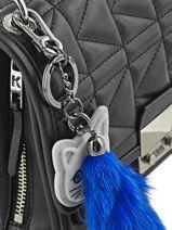 Porte-clefs Karl lagerfeld key chains 66KW3807-vue-porte