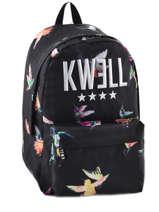 Sac à Dos 1 Compartiment Kwell Noir colibri 641116