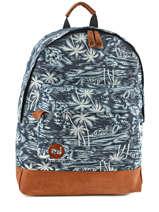 Sac à Dos 1 Compartiment Mi pac Bleu bagpack 740299