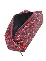 Trousse 1 Compartiment Superdry Rouge accessories woomen G98000JN-vue-porte