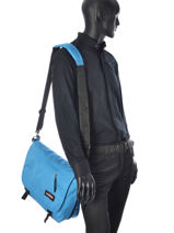 Sac Bandoulière Eastpak Bleu pbg authentic 0PBGK076-vue-porte