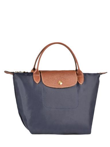 Longchamp Handtas Blauw