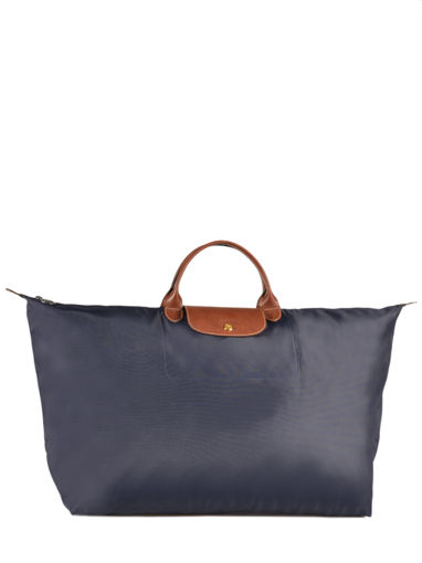 Longchamp Sac de voyage Bleu