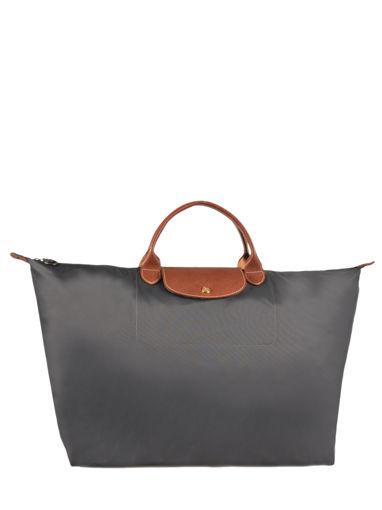 Longchamp Sac de voyage Gris