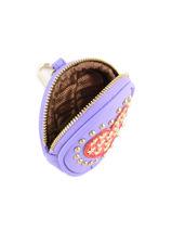 Porte-monnaie Love moschino Violet accessory JC5401PP-vue-porte