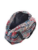 Sac De Voyage Luggage Roxy Multicolore luggage RJBL3076-vue-porte