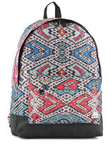 Sac à Dos 1 Compartiment Roxy Multicolore backpack RJBP3406