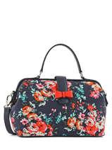 Doctor Bag Flower Color Woomen Veelkleurig flower color WFLC06