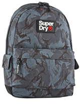Sac à Dos 1 Compartiment Superdry Violet backpack M91001NO