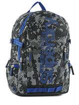 Sac à Dos 2 Compartiments Superdry Noir backpack M91006DO