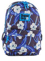 Sac à Dos 1 Compartiment Superdry Bleu backpack M91001NO