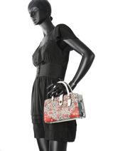 Mini-sac Casual Cuir Coach Noir casual 57703-vue-porte