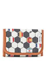 Portefeuille Jeune premier Multicolore bagage P16