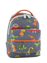Sac à Dos Jeune premier Multicolore bagage BP16