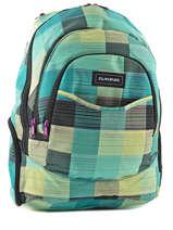 Sac à Dos 1 Compartiment + Pc 14'' Dakine Vert girl packs 8210-025