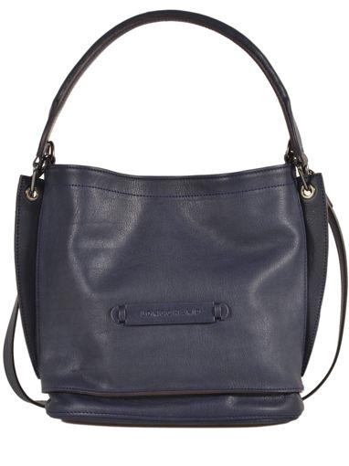 Longchamp Sac porté travers Noir