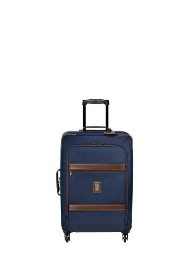 Longchamp Boxford Koffer met wieltjes Blauw