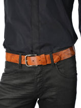 Ceinture Cowboysbag Marron cowboys belt 43094-vue-porte
