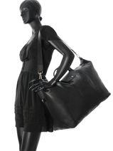 Longchamp Reistassen Zwart-vue-porte