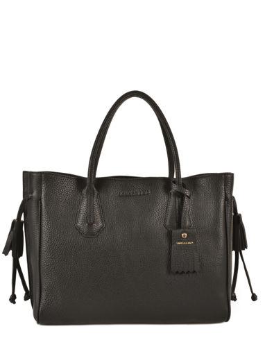 Longchamp Pénélope Sac porté main Noir