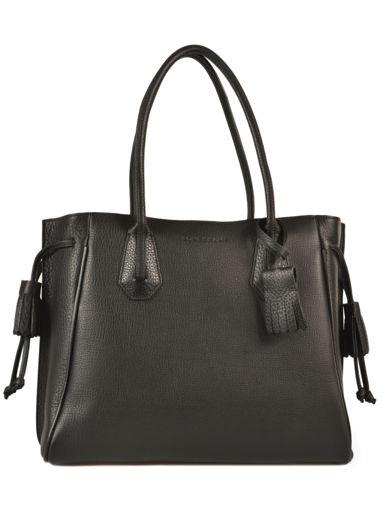 Longchamp Pénélope Besace Noir