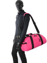Sac De Voyage Pbg Authentic Luggage Eastpak Rose pbg authentic luggage PBGK735-vue-porte