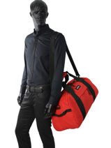 Sac De Voyage Pbg Authentic Luggage Eastpak Rouge pbg authentic luggage PBGK070-vue-porte