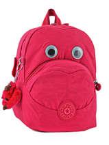 Sac à Dos Mini Kipling Rose back to school 8568