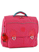 Cartable 2 Compartiments Kipling Rose back to school 21092