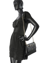 Sac Bandoulière Cool Mix Guess Noir cool mix VG669021-vue-porte