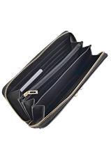 Portefeuille Guess Noir rochelle VG668846-vue-porte