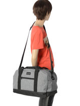 Sac De Voyage Cabine Luggage Quiksilver Noir luggage QYBL3097-vue-porte