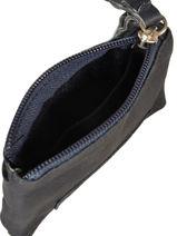 Porte Monnaie Cuir Cowboysbag Bleu easy going 1910-vue-porte