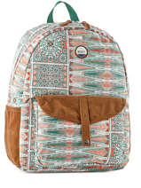 Sac A Dos 1 Compartiment Roxy Multicolore back to school soul RJBP3537