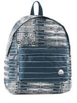 Rugzak 1 Compartiment Roxy Blauw back to school RJBP3538