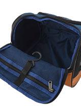 Trousse De Toilette Quiksilver Gris luggage QYBL3125-vue-porte